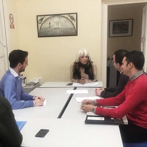 El CEUCA se reune con la Presidenta de Educación del Congreso