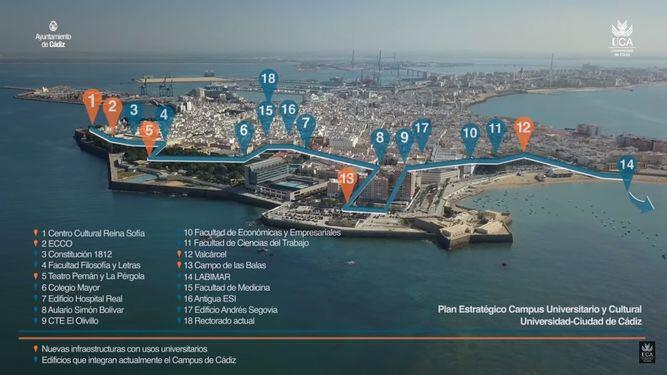 Un proyecto de Universidad para una gran ciudad