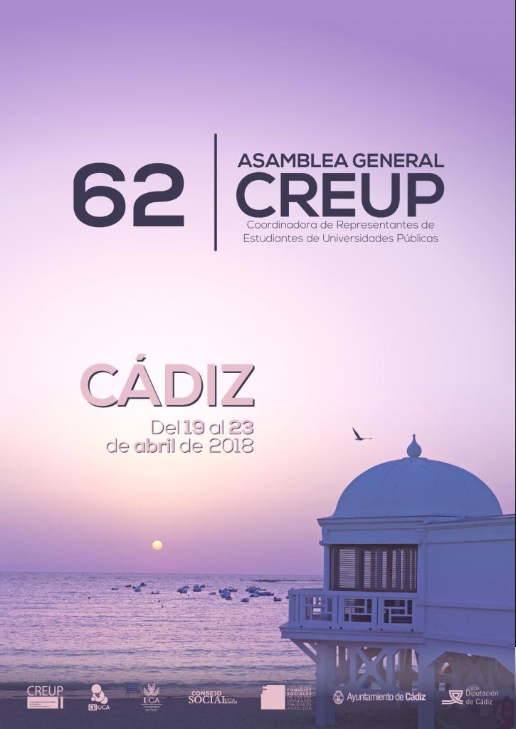 CREUP en Cádiz