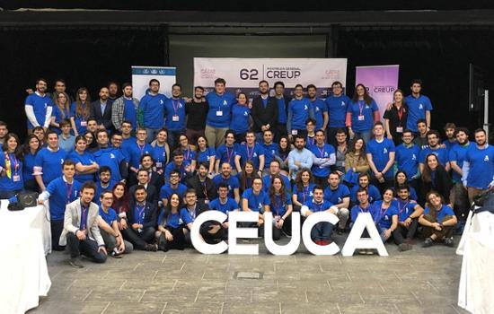 Finaliza la 62ª AGO de CREUP en Cádiz