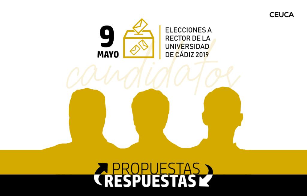 Propuestas de los candidatos a Rector